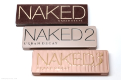 Image result for naked palette 1 2 3